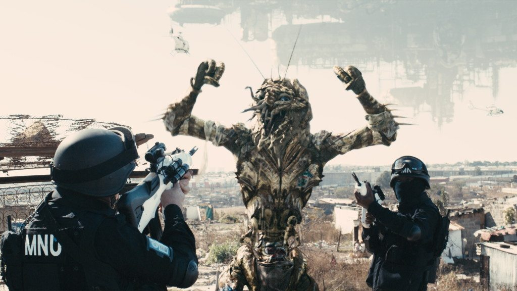 District 9 Top 10 Sci-Fi