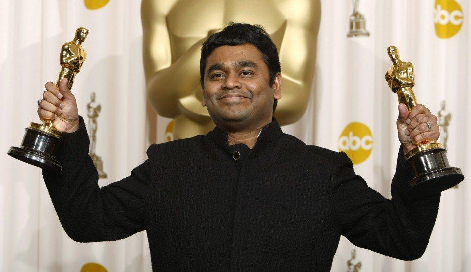 A R Rahman Oscar