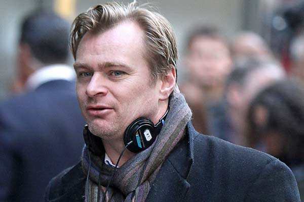 Christopher Nolan Boyhood