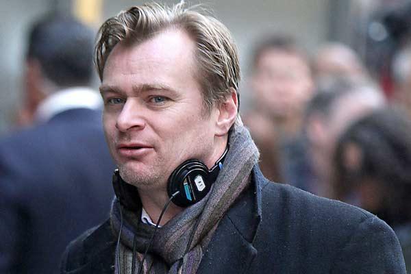 Christopher Nolan Boyhood