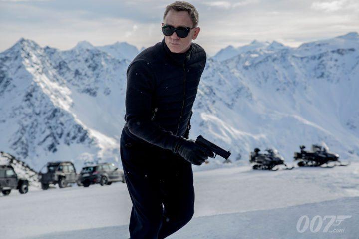 Daniel Craig 'SPECTRE'