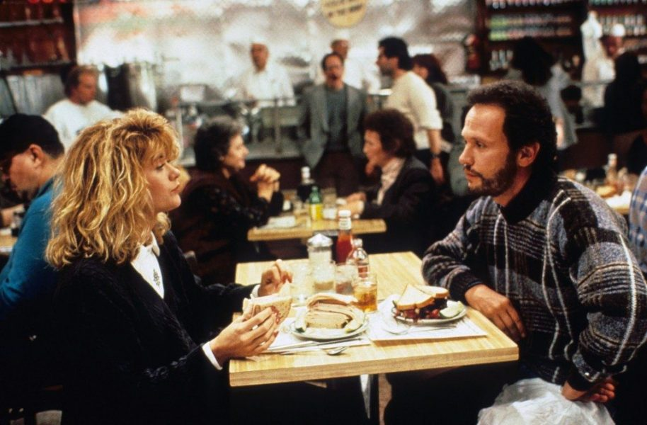 Harry and Sally Iconic Movie Couples