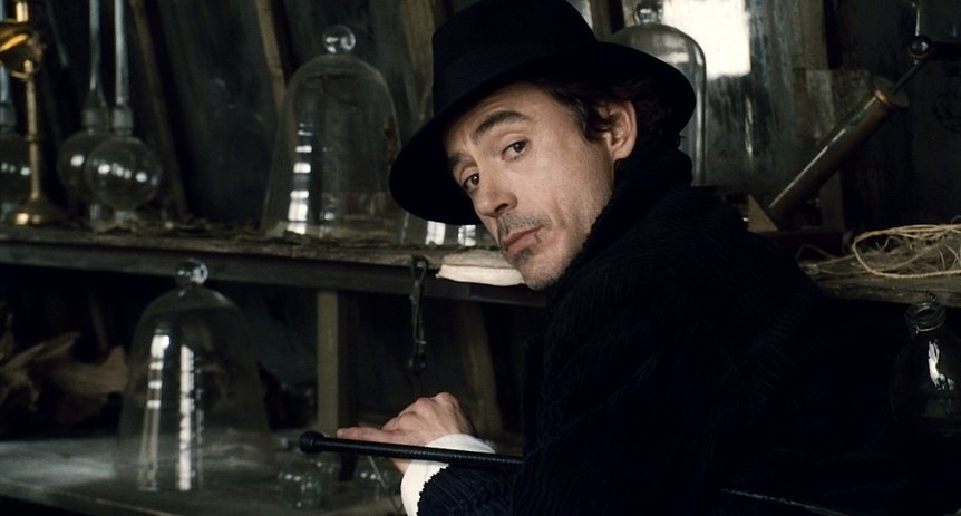 Robert Downy Jr. Sherlock Homes