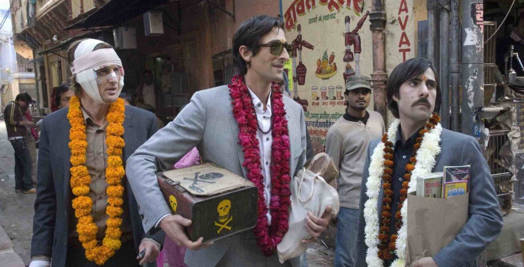 The Darjeeling Limited India