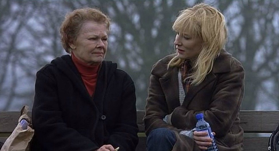 Judi Dench Notes on a scandal