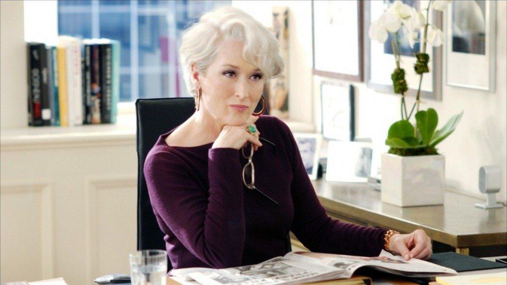 Meryl Streep Devil Wears Prada