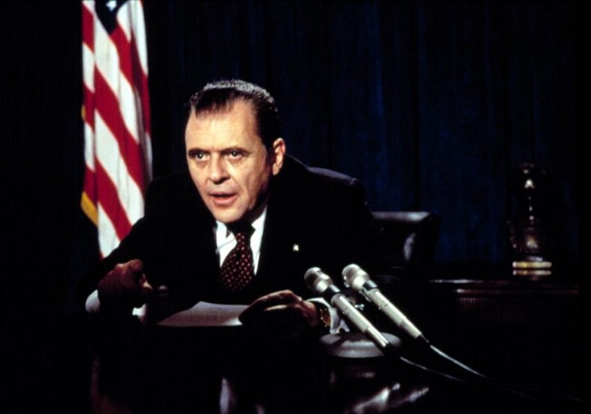 NIXON, Anthony Hopkins, 1995
