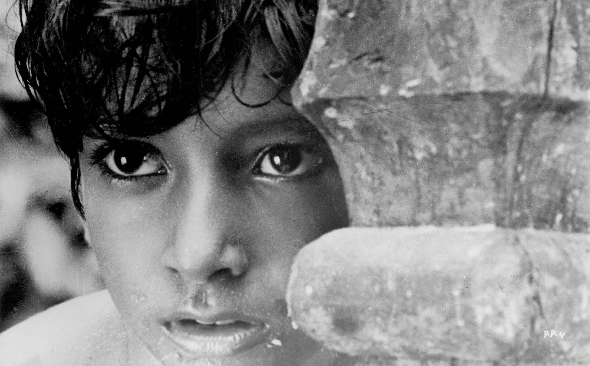 Pather Panchali (1955 India)Directed by Satyajit RayShown: Subir Bannerjee
