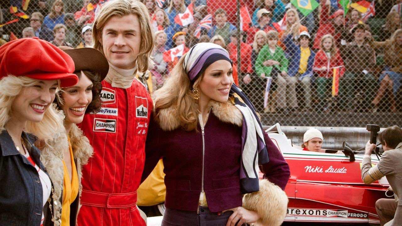 Rush Movie Best Sports