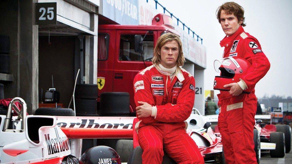 Rush best sports movie