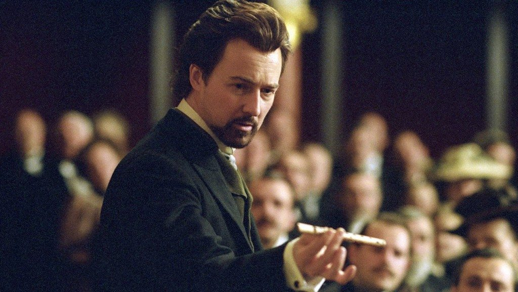 The Illusionist Edward Norton