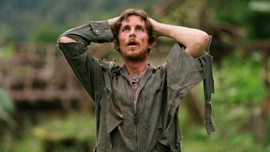 Rescue Dawn Christian Bale