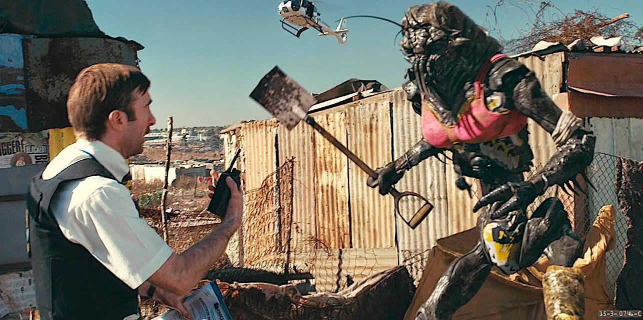 District 9 Aliens