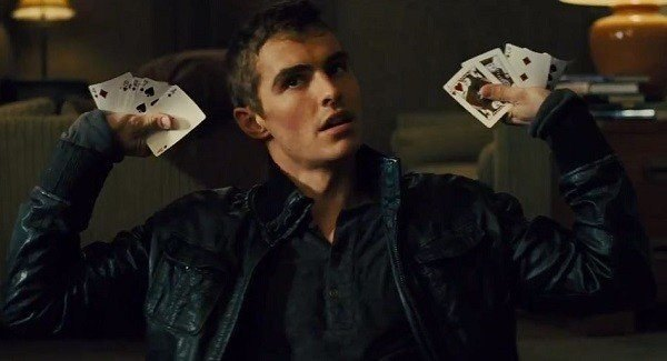 Jack Wilder in 'Now You See Me'