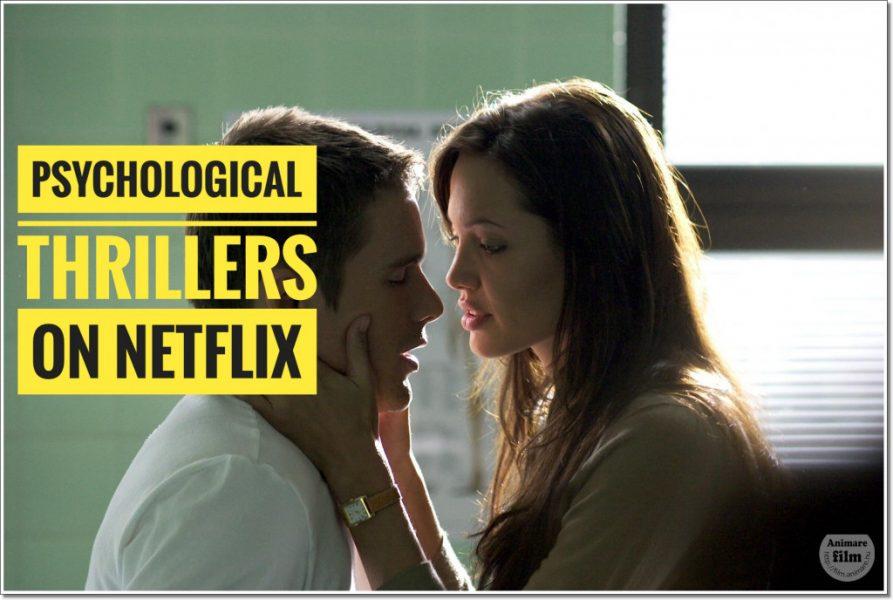 Psycho Thriller Netflix