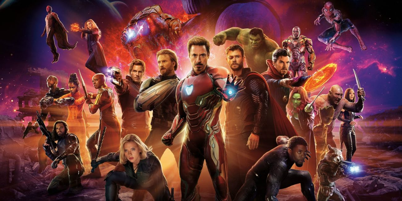 With a total of 15 movies, the Marvel Cinematic Universe has set the bar for franchises with a rating of 81.6%.