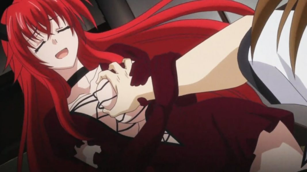 Sex anime serien Hentai, Anime,