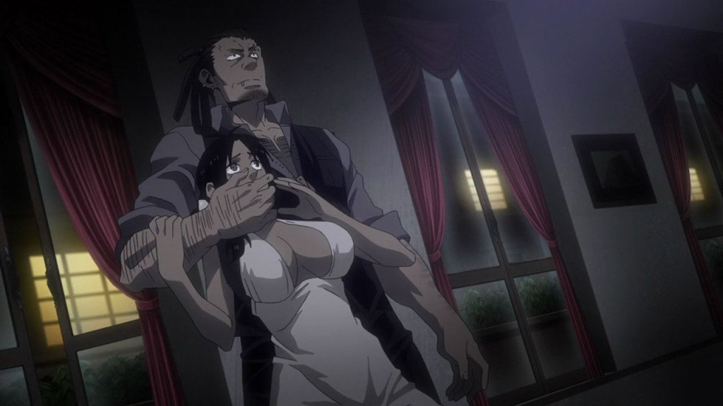 Anime movies with lots of sex