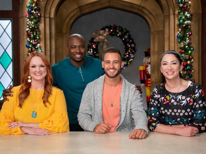 Christmas Cookie Challenge 2021 Judges Christmas Cookie Challenge Season 4 Release Date Hosts Judges New Season 2020