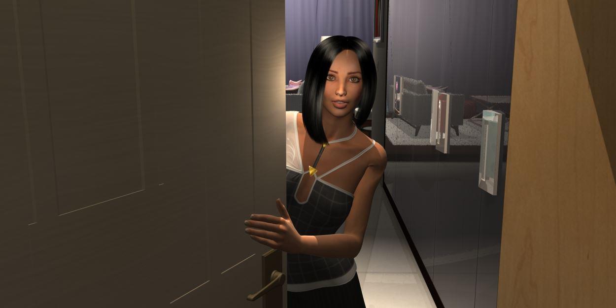 Simulator dating date ariane Dating simulator