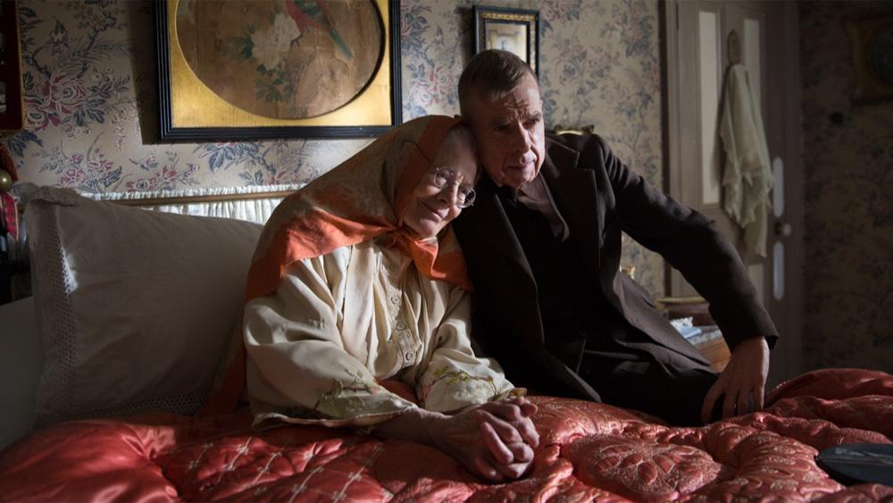 Vanessa Redgrave Mrs Lowry & Son