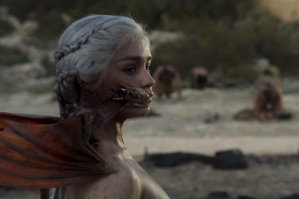 Emilia Clarke says she was uncomfortable with Game Of