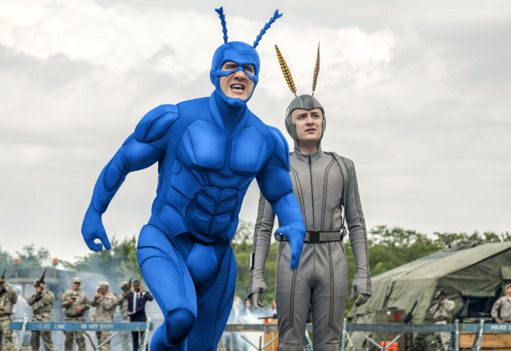 the tick peter serafinowicz griffin newman 02