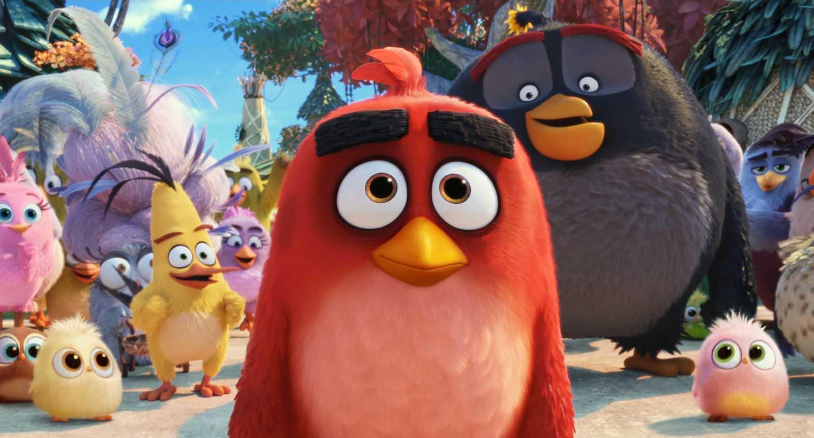 Angry Birds 2 Pinky