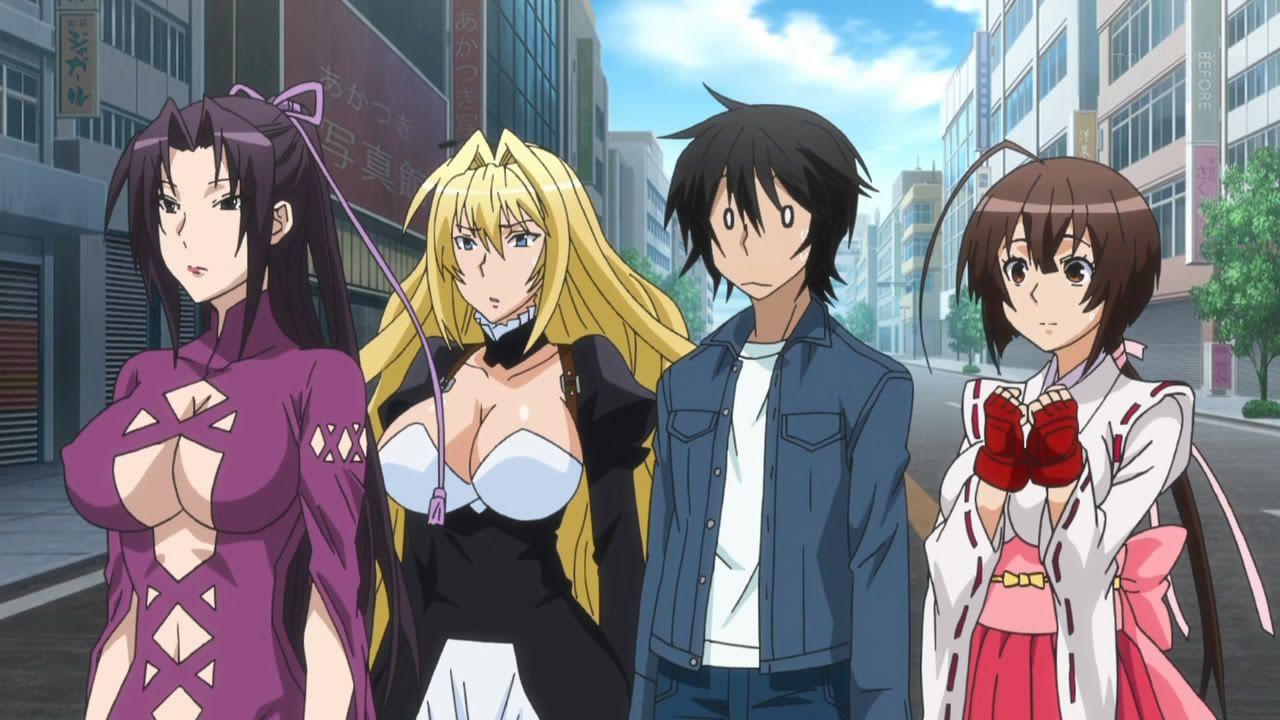 Anime Like Sekirei