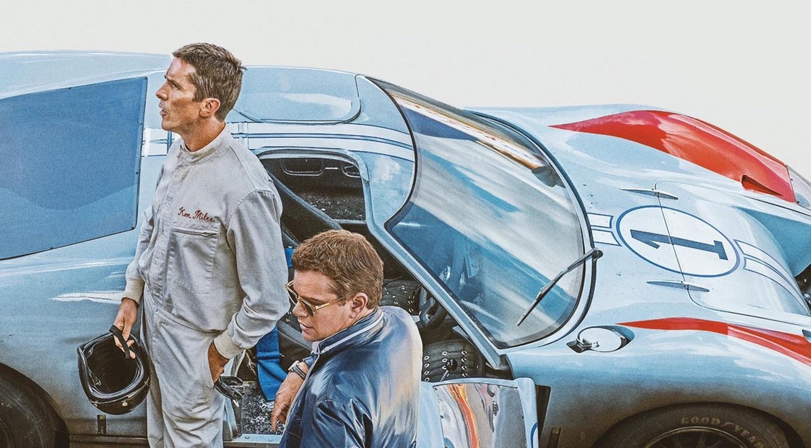 Where Was Ford V Ferrari Filmed Major Filming Locations
