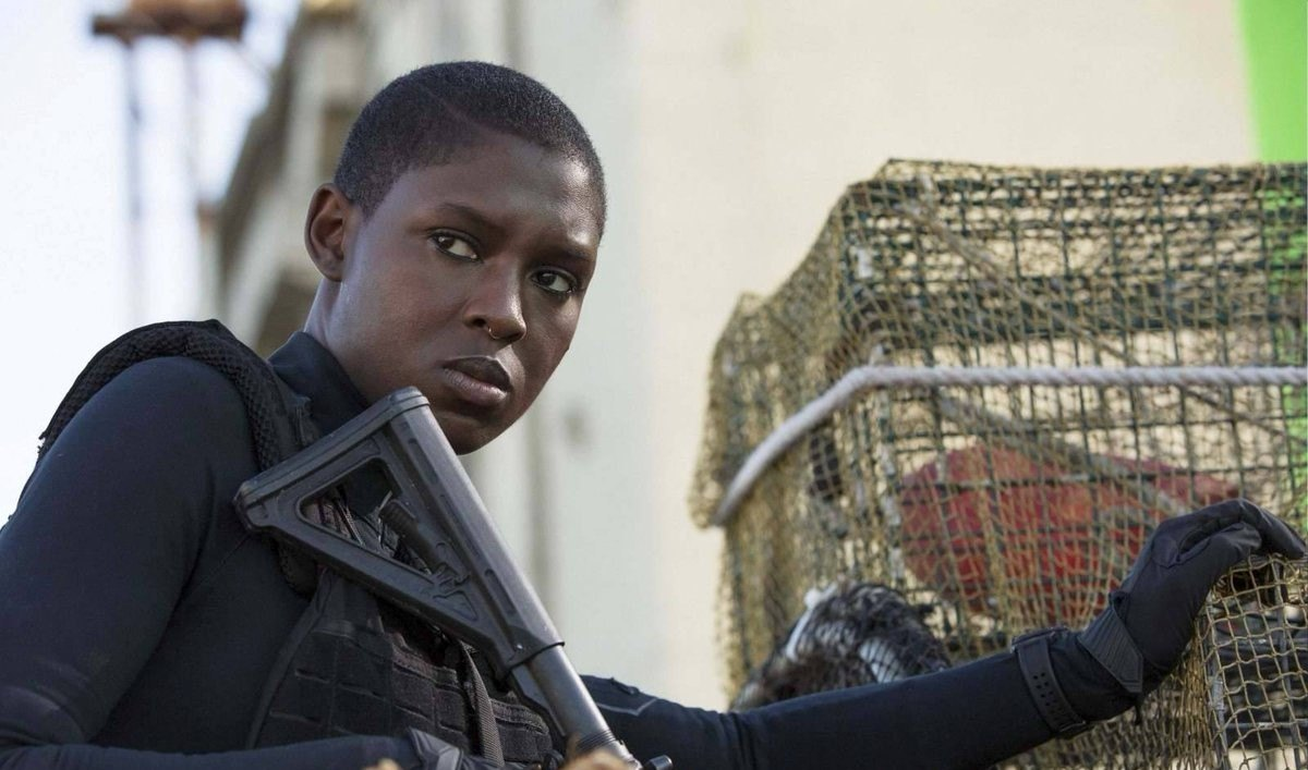 Jodie Turner-Smith New Movie: Upcoming Movies / TV Shows (2019, 2020)