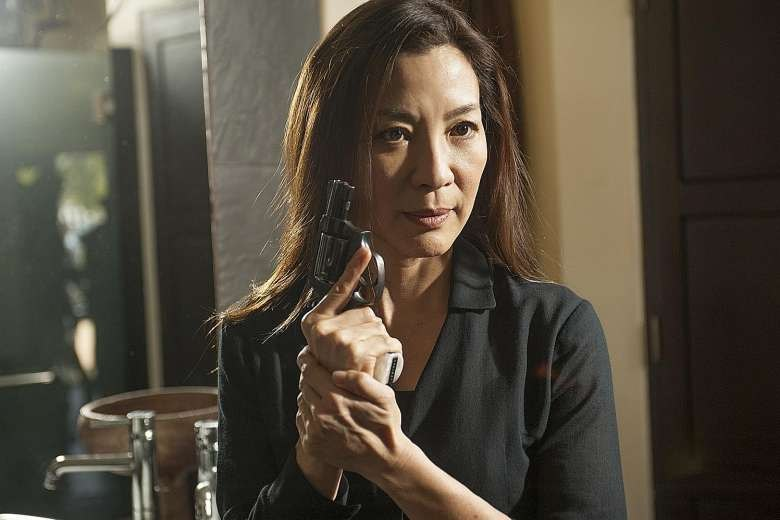 Michelle Yeoh New Movie Upcoming Movies 2019 2020