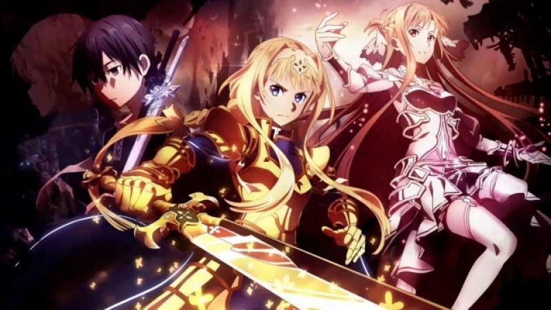 Watch Sword Art Online: Alicization - War of Underworld