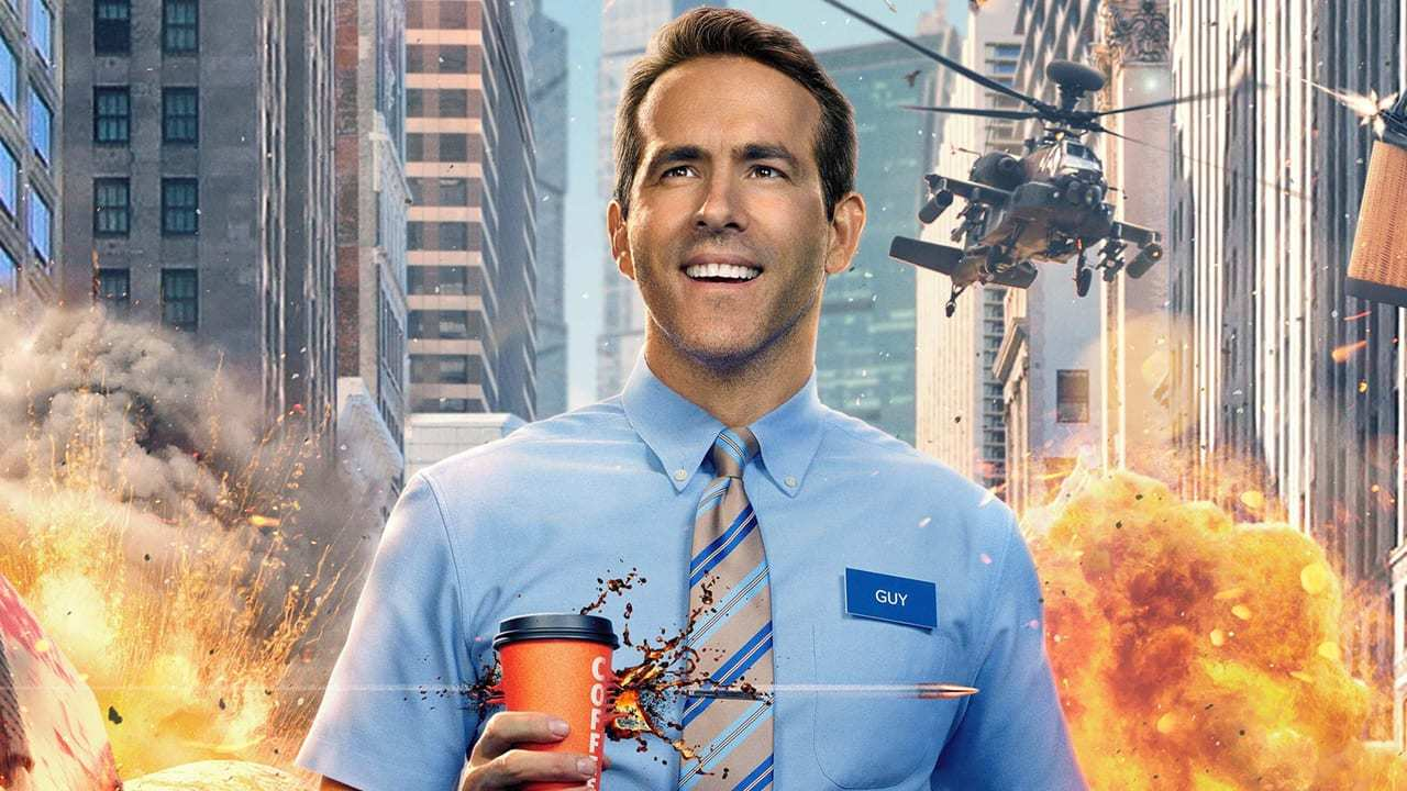 Is Ryan Reynold's Free Guy Movie Available On HBO Max, Netflix, Hulu, Or Prime Video?