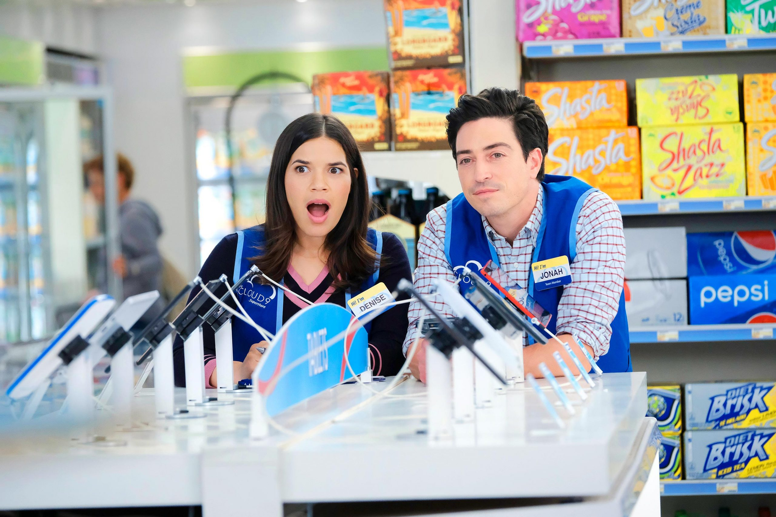 Superstore season 5 episode 21 finale.