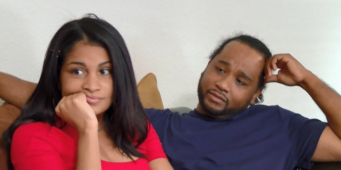 90 Day Fiance Anny and Robert