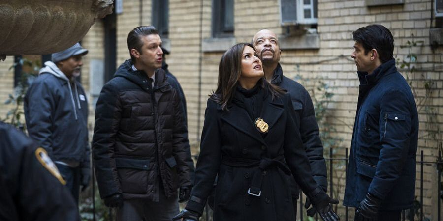 Law and Order SVU Season 21 Episode 16