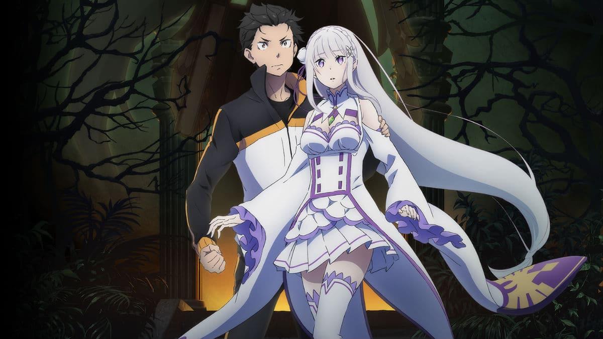 Phim Hồi Sinh Thuật (Phần 2) - Re:Zero kara Hajimeru Isekai Seikatsu 2nd Season (2021) Full Online