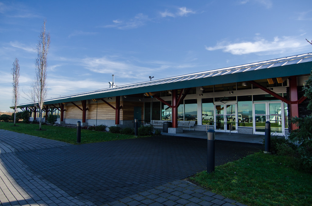Boundary Bay Regional Airport