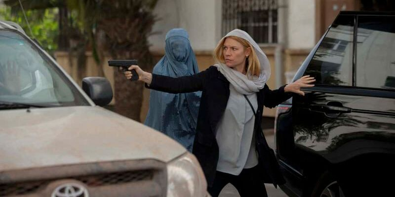 Homeland Season 8 Episode 8