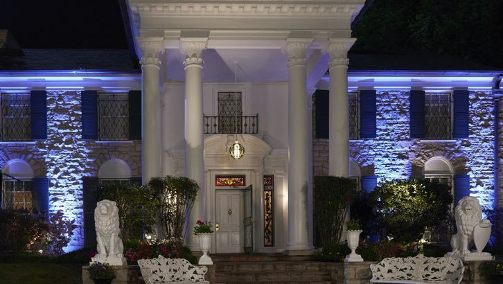 Wedding at Graceland filming locations