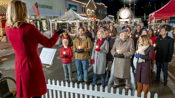 Christmas Town filming locations
