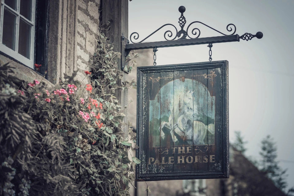 The Pale Horse Filming Locations