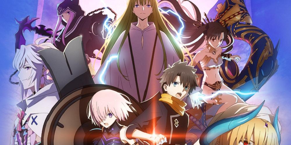 Fate/Grand Order Final Singularity - Grand Temple of Time: Solomon Anime Filme Revela Trailer Completo, Elenco, Equipe, Estréia 30 Julho
