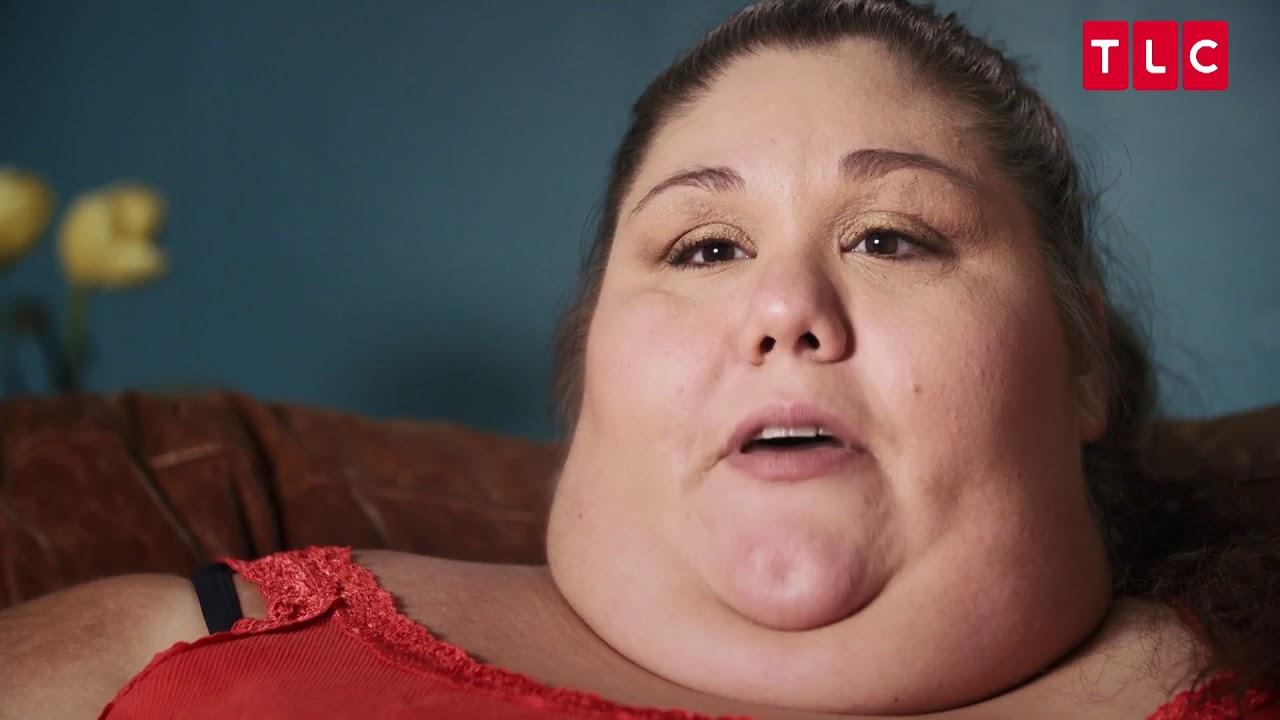 """""""Viața mea de de kilograme"""": Alicia Kirgan arată progresul în scăderea în greutate - Reality Tv"""