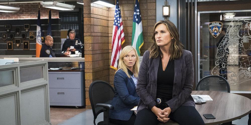 Law & Order: SVU Season 21 Episode 19