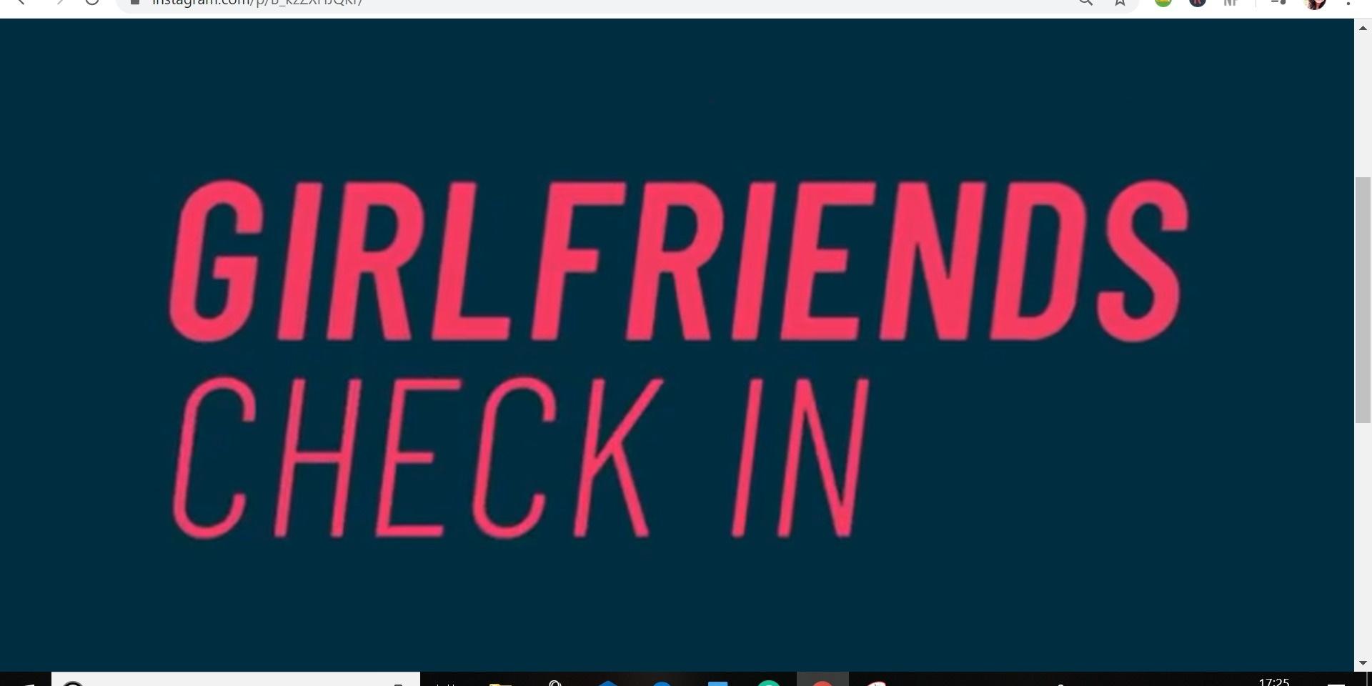 Girlfriends Check In Season 1