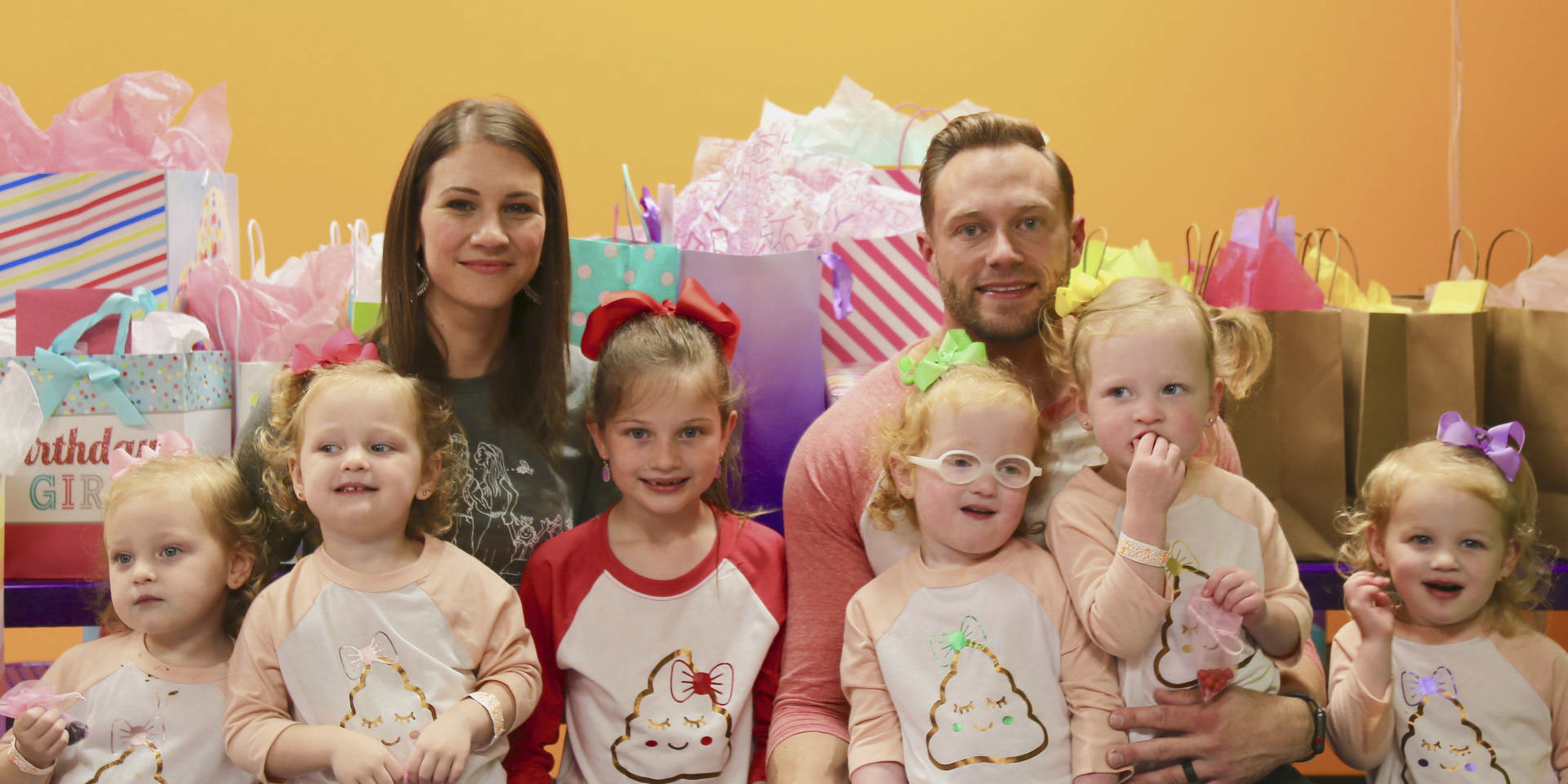Outdaughtered Girls Names and Age of Busby Kids