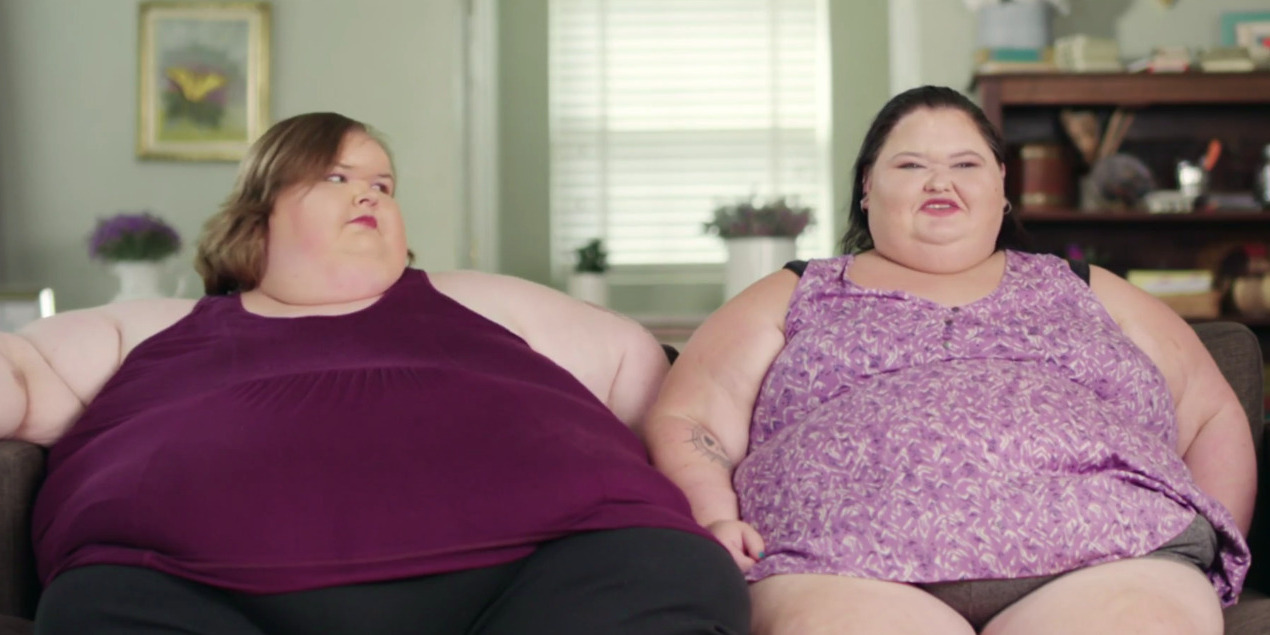 Amy and Tammy Slaton: 1000-Lb Sisters Journey