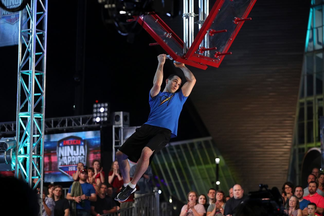 American Ninja Warrior Filming Locations